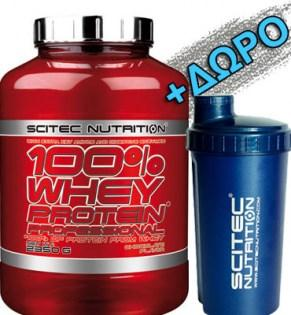 SCITEC-WHEY-PROTEIN-PROFFESIONAL-2350+Shaker-Free