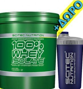 Scitec-Whey-Isolate-4000-Shaker