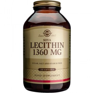 Solgar-Lecithin-1360mg-250-softgels1