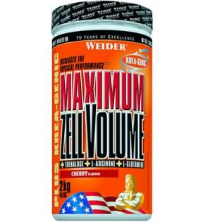 Weider-Maximum-Zell-Volume