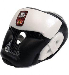 Bad Boy - Pro Series Full Face Head Guard / Κάσκα Προστασίας