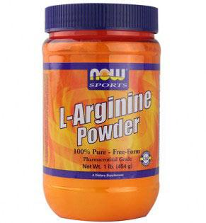 now-l-arginine-powder