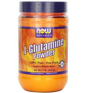 now-l-glutamine-powder