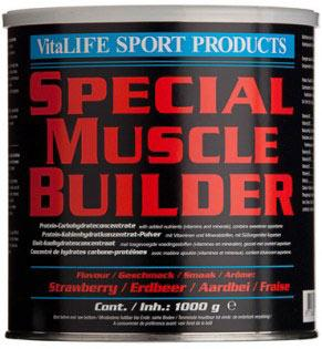 VitaLIFE - Special Muscle Builder 1000 gr